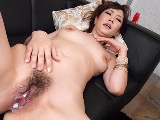 Japanese beauty queen, Kotone Amamiya had exciting group intercourse
