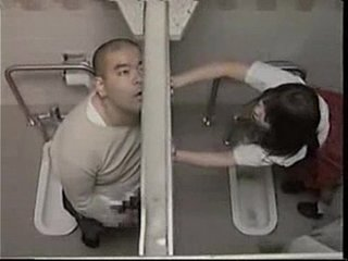 Peeping toilet ex