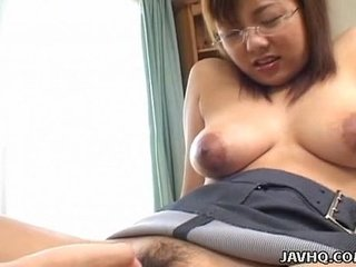Chubby Teen With Pigtails Riding Cock