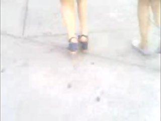 1fuckdatecom High heels wedges asian teen