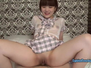 Jav Teenie Cutie Aoi Smashes Uncensored In Her Uniform