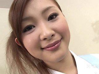 41Ticket - Nurse Suzuka Ishikawa Fucked anent Threesome (Uncensored JAV)