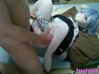 Doll Sex - FreeFetishTVcom